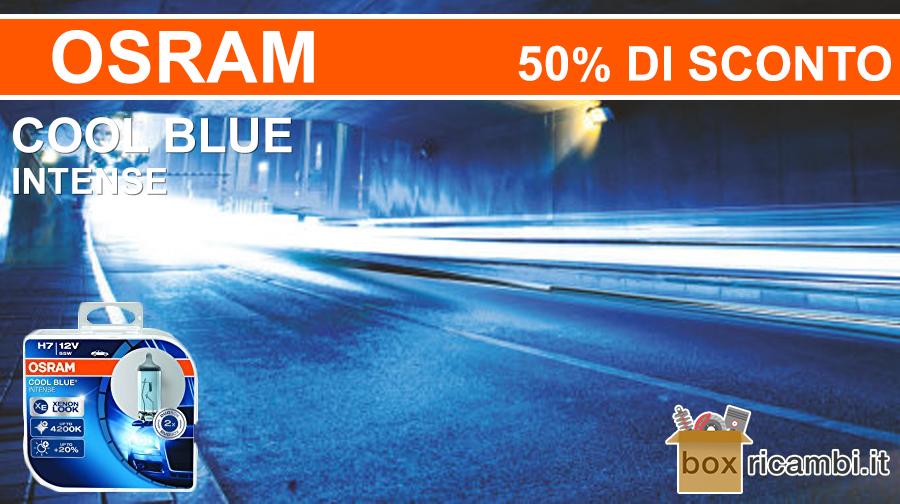 osram cool blue intense offerta