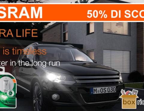 osram ultra life vendita