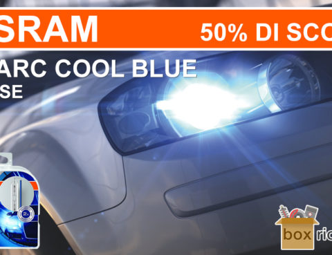 osram xenarc cool blue intense originali