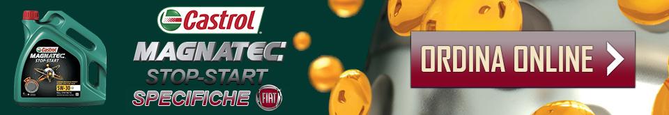 comprare castrol magnatec stop start 5w30 C2 online