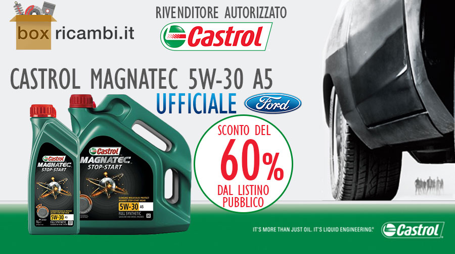 castrol magnatec 5w30 a5